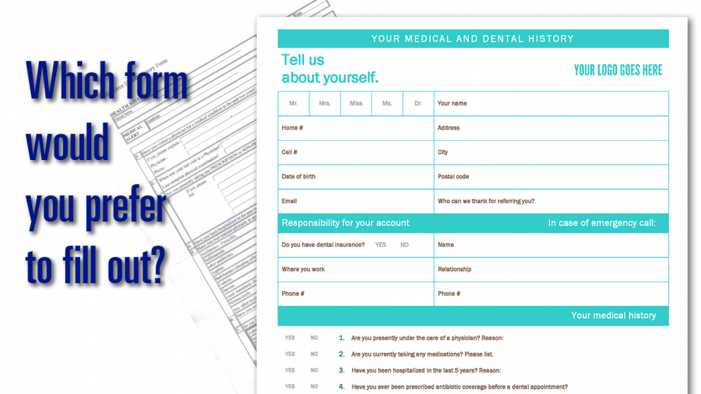 Laurie Soper Communications - Custom Form Design